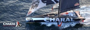 A great victory for Jeremie Beyou and Christopher Pratt in the 2019 Rolex Fastnet Race