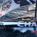 1ère victoire de l'IMOCA Charal sur la Rolex Fastnet Race 2019