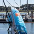 Refits come to an end: the IMOCA fleet gradually moving again and skippers rediscovering their boats