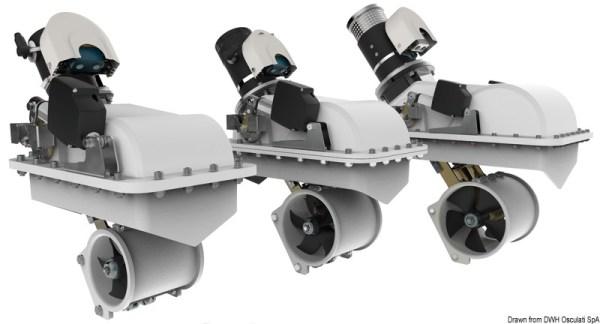 Thruster Retrattile 185 5 0kw 24v 02 144 07 Osculati