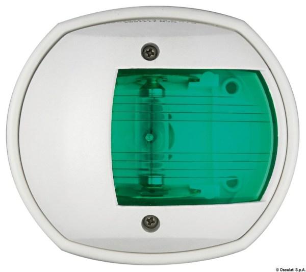 Fanale Classic 12 Verde Bianco 11 410 12 Osculati