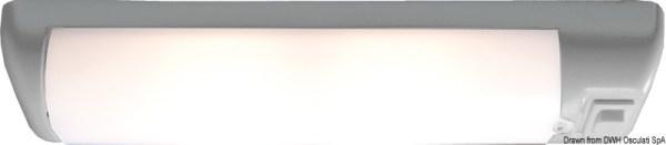 Plafoniera Soft Bianca Led 12 V 13 874 02 Osculati