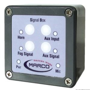 Pannello Di Controllo Supplementare Microfono 21 432 00 Osculati