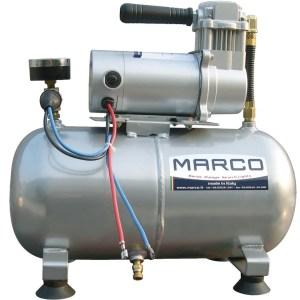Compressore Per Trombe 24 V 21 441 09 Osculati