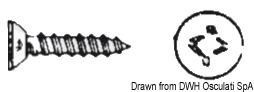 Adattatore Comando Blue Per Thruster Black 02 045 90 Osculati