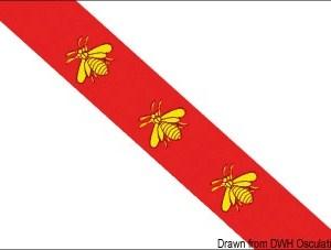 Bandiera Corsica 20 X 30 Cm 35 451 01 Osculati