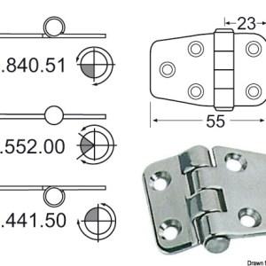 Porta Abrasivo Yachticon A Mano 36 565 01 Osculati