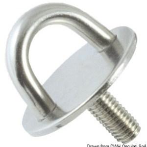 Anodo Alluminio Mercruiser Poppieri 43 435 01 Osculati