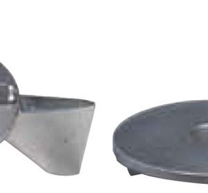 Anodo Mer Mar Merc50 55 60hp 43 172 64 Osculati