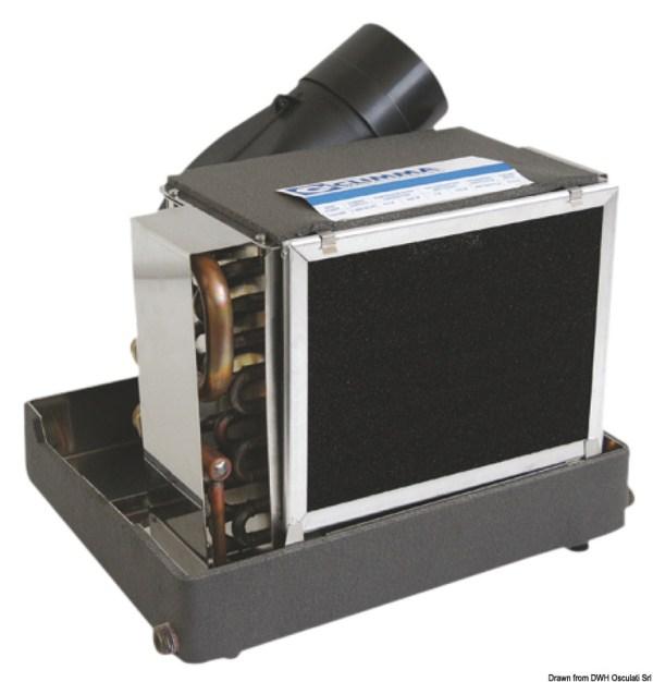 Condizionatore Split Pannello 220 V 8000 Btu 50 241 08 Osculati