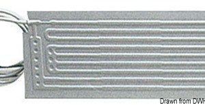 Barra Posteriore Luci Regolabile 110 190 Cm 02 023 14 Osculati