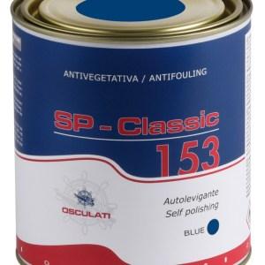 Antivegetativa Autolevigante Classic 153 Bianca 2 5 L 65 601 21 Osculati