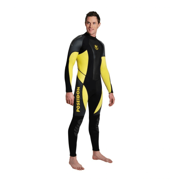 Poseidon - Full Wetsuit