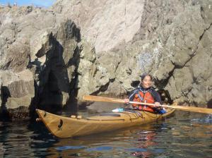 0 nautilus wooden kayaks Cabo de gata 2017