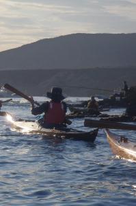 6 nautilus wooden kayaks Cabo de gata 2017 nautiluskayaks navegando cabo de gata 2017 2