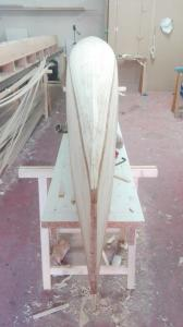surfski de madera nautilus kayaks 9