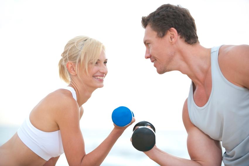 Men Vs Women How Much Weight Should A Woman Lift