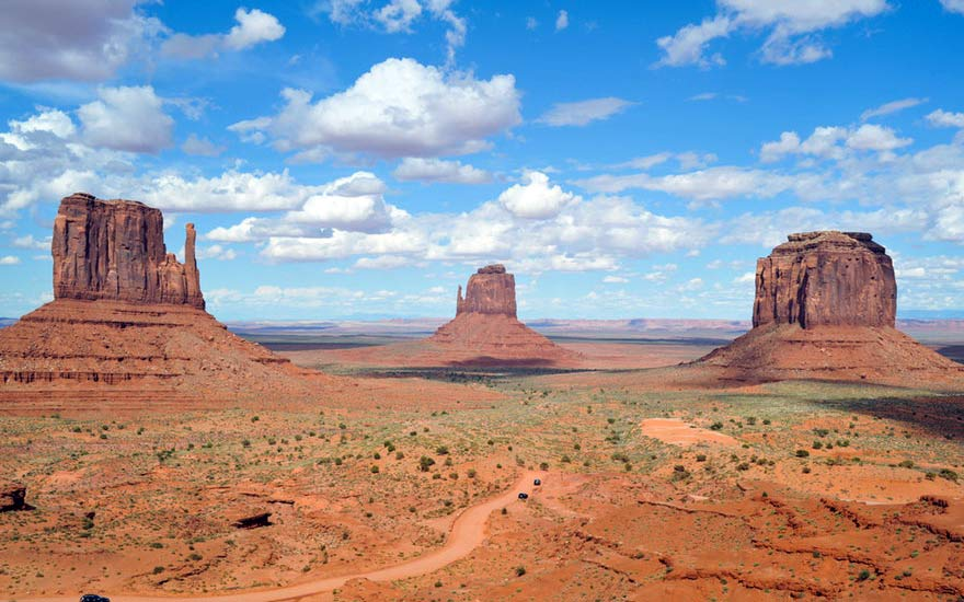 Monument Valley closed due to 'cult activity'
