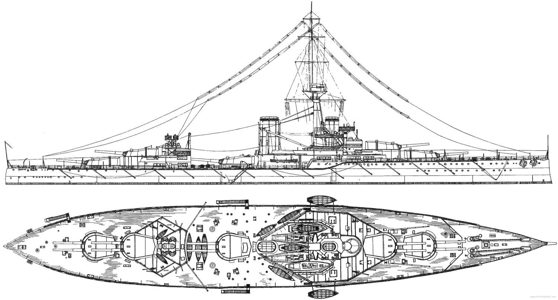 Orion Class Battleships