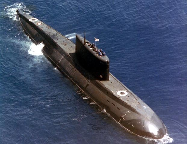 Submarino Kilo (http://www.militarypictures.info)