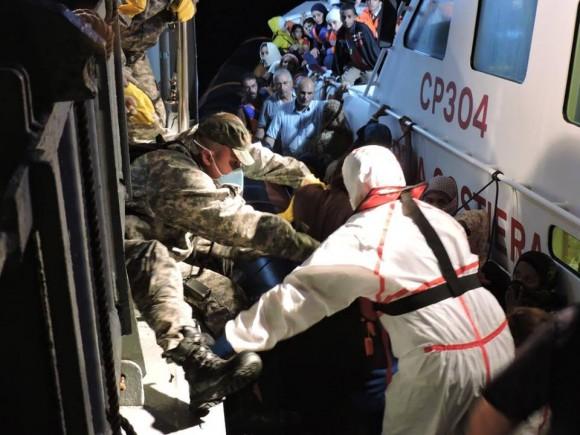 Barroso - resgate refugiados Mediterraneo - foto 8 facebook MB