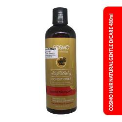 Cosmo Hair Natural Gentle D/Care 480ml