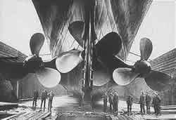 Titanic props