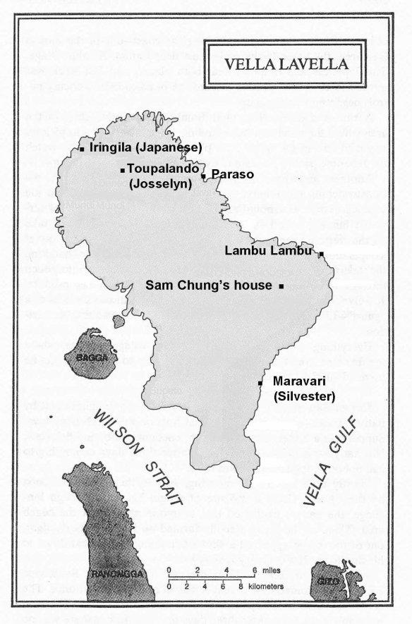 Vella Lavella map COMPLETE 2