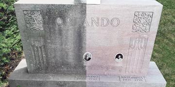 Headstone and Memorial Cleaning Navan Memorials