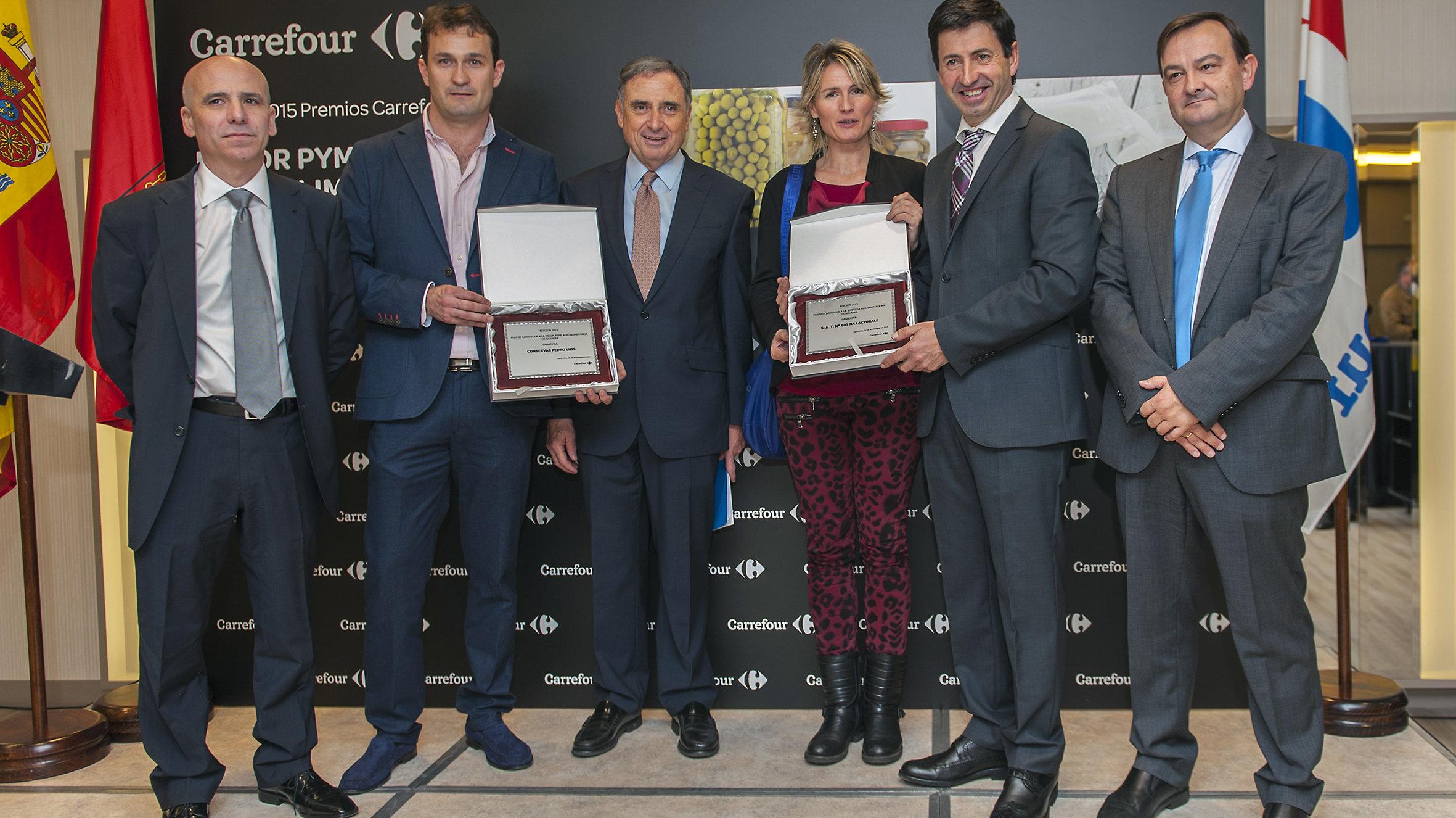 Premios Pymes Navarra 2015