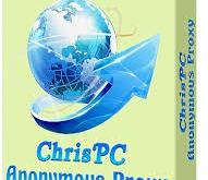 ChrisPC Anonymous Proxy Pro 7.10 Crack With Keygen Free Here(Latest)