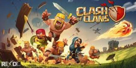 Clash Of Clans 9.24.1 Crack