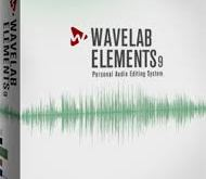 WaveLab Elements 9.1.0 Crack ( Keygen + Portable) Free Download