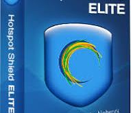 Hotspot Shield VPN Elite 7.20.1 Crack With Patch Full Free Download