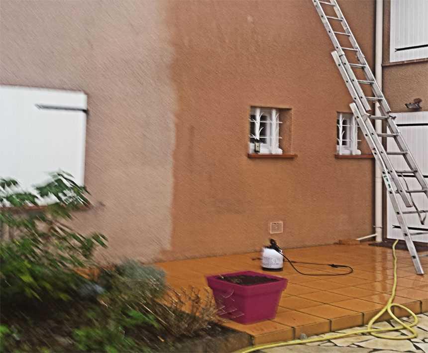 nettoyage façade-facadier Toulouse