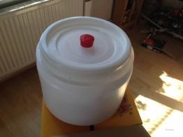 Cuve de fermentation
