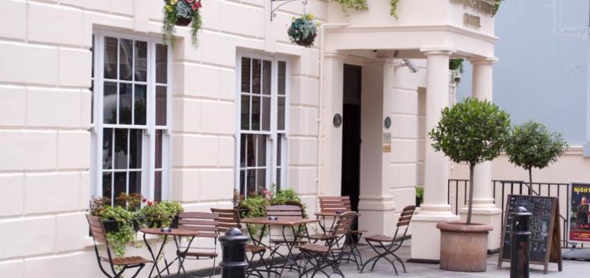 ロンドンオススメの安くていいホテル