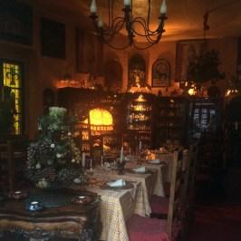 ニース旅行記、レストランとジェラート