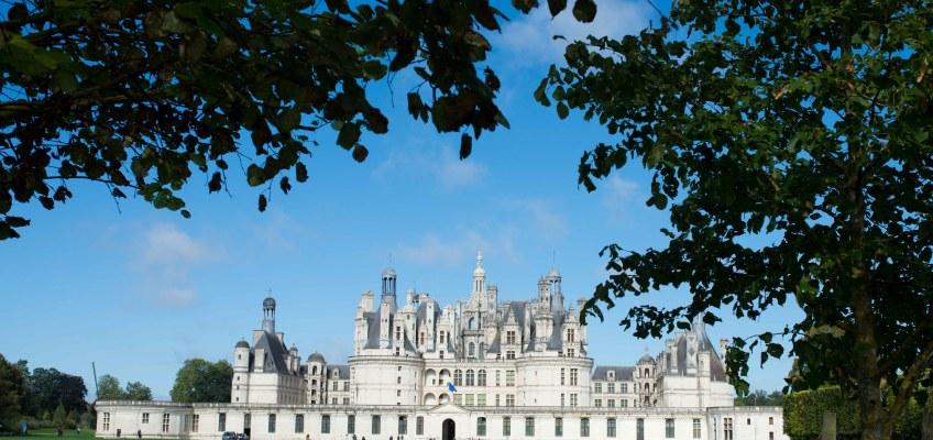 フランス旅行記、ロワールの古城めぐり