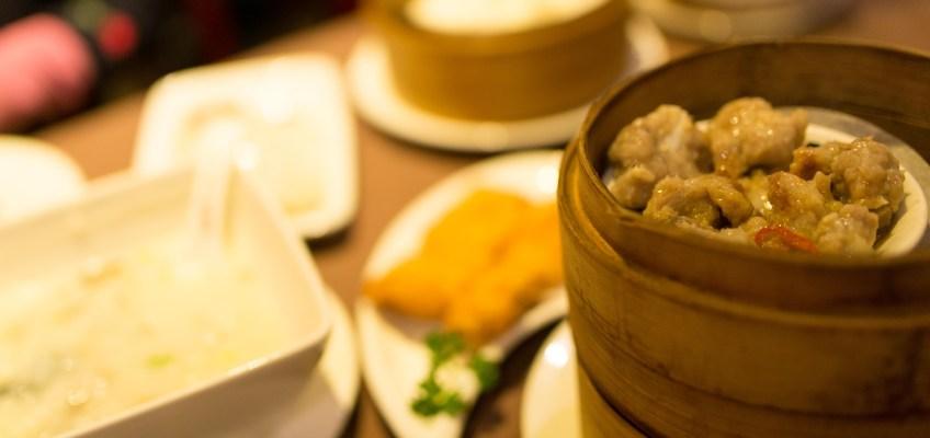 ロンドンでおいしい香港式飲茶!