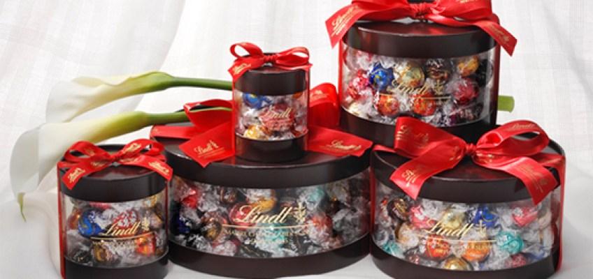 イギリスのスーパーで買うスイスのリンツチョコレート