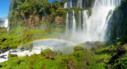 pontos turísticos de Foz do Iguaçu