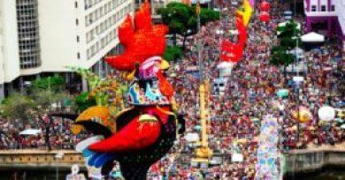 carnaval em recife é um lugares mais baratos para o curtir o carnaval 2019