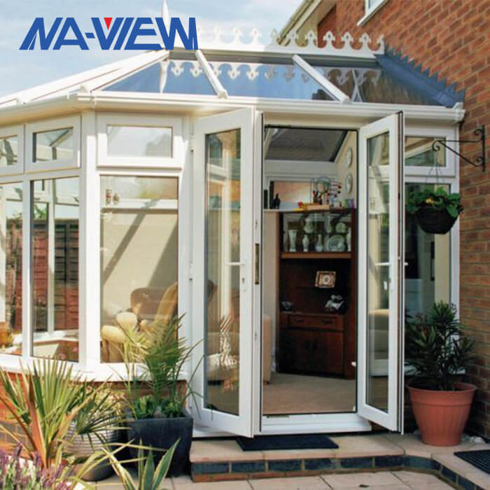 quality modern sunroom extension gable roof sunroom factory from china