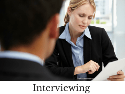 Interviewing Services