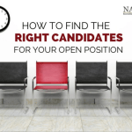 how to find the right candidates for your open position