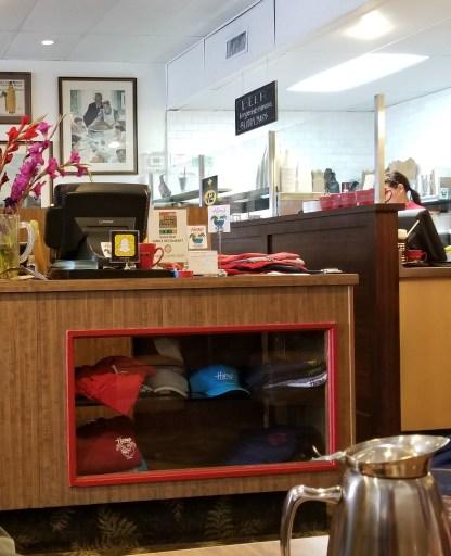 Harry's Coffee Shop - La Jolla, CA