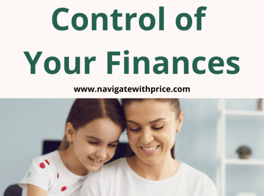 9 Easy Ways to Gain Control of Your Finances