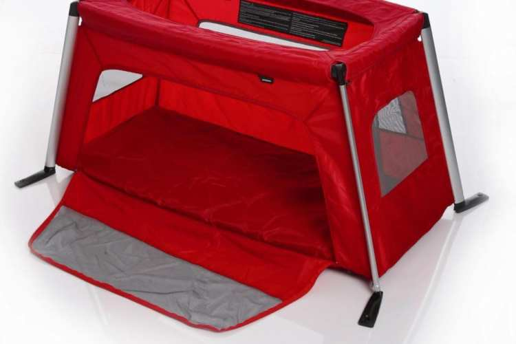 travel cot review