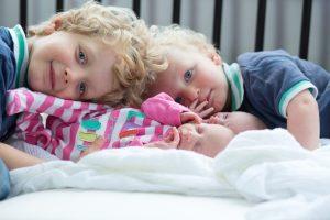 Four kids under four